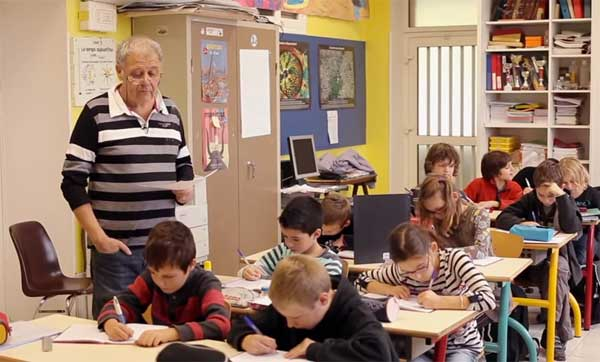 Vos avis sur l'interview de Burel dans 7 à 8 pour le maître d'école