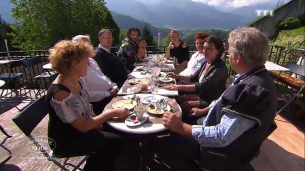 Qui a la meilleure table d'hôtes dans Bienvenue chez nous ?