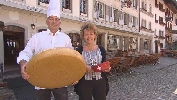 Avis et commentaires sur Carla et Jean Louis en Suisse de Bienvenue chez nous / Photo TF1