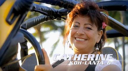 Catherine Brun des Anges débarque dans Camping Paradis de TF1