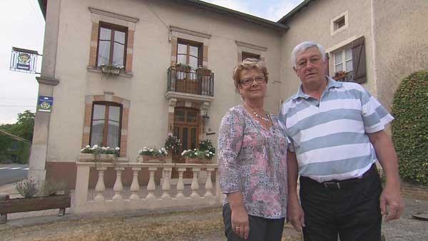 Vos avis et commentaires sur la maison d'hôtes de Cécile et Francis dans Bienvenue chez nous / Photo TF1