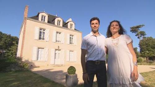 Vos avis et commentaires sur la maison d'hôtes de Céline et Etienne sur TF1 pour Bienvenue chez nous