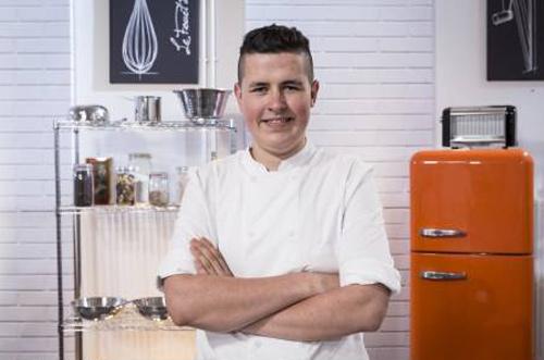 Vos avis sur Charles Gantois le  1er candidat Top Chef 2016 révélé / Photo : Guillaume Mirand - M6