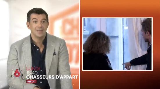 Stéphane Plaza juge à distance les choix des agents immobiliers #ChasseursDappart