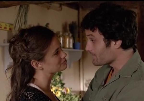 Clem et Jérôme fou amoureux à la campagne