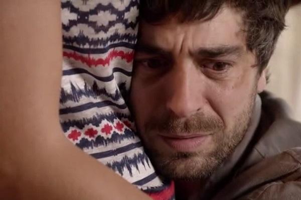 Alyzée bientôt maman, Adrian ému d'être un futur papa
