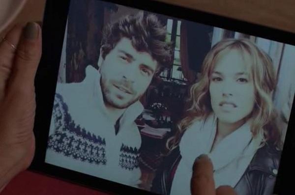 Alyzée et Adrian fou amoureux dans Clem saison 6