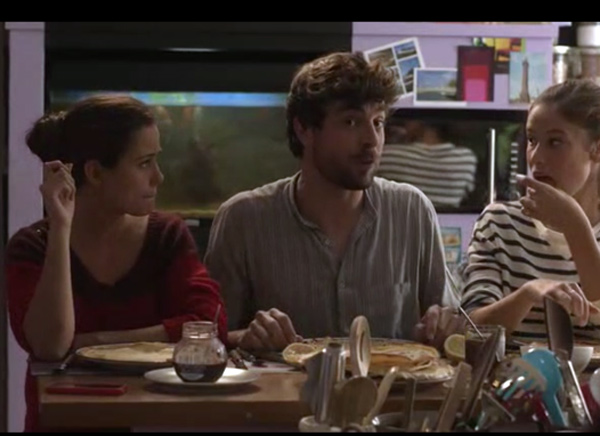 Adrian, Clem et Salomé réunies avec Caro : une soirée tous les 4