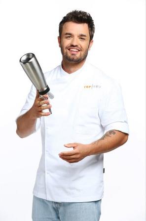 Vos avis et commentaires sur Clement Torres de Toulouse dans Top Chef 2016 / Crédit : PIERRE OLIVIER/M6