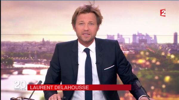 Vos avis et commentaires sur la barbe de Laurent Delahousse du JT de France 2