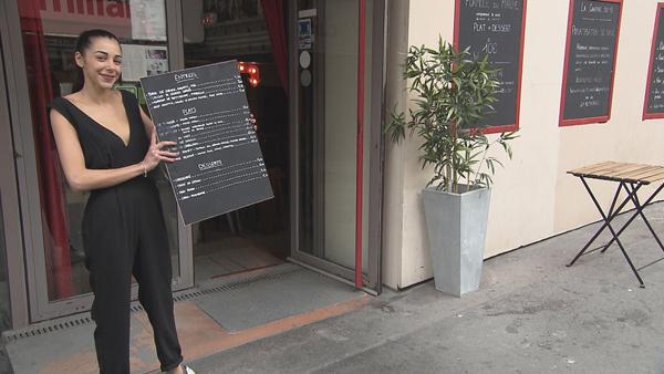 Avis et commentaires sur le restaurant de Dounia dans l'addition SVP / Photo TF1