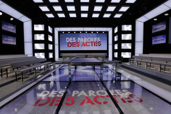 Des paroles et des actes : David Pujadas viré sur France 2 ?