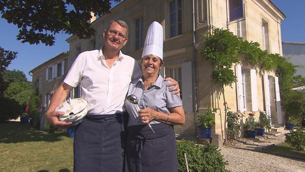 Avis et commentaires sur Betty et Hervé dans Bienvenue chez nous / Photo TF1