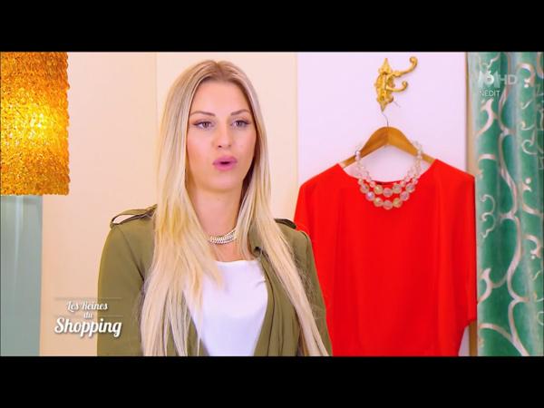 Vos avis et commentaires sur Eurydice dans les reines du shopping #LRDS