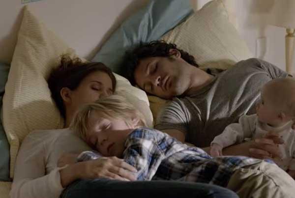 La famille de Clem en danger dans l'épisode 3 de la saison 6 en 2016