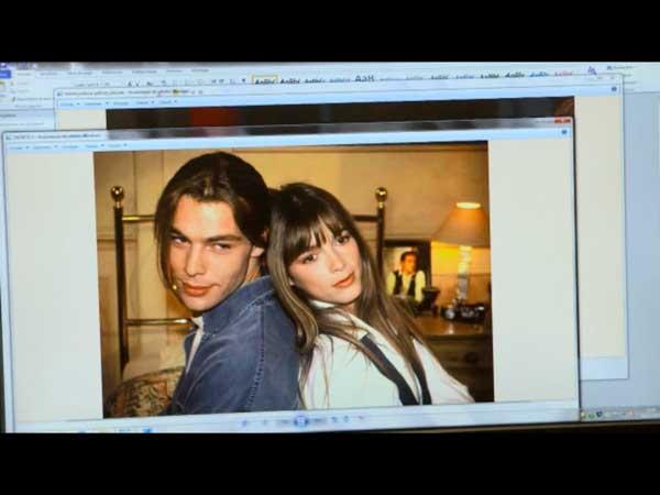 Info France a enquêté sur le passé d'Helene avec la bande et Nicolas son amoureux de la fac