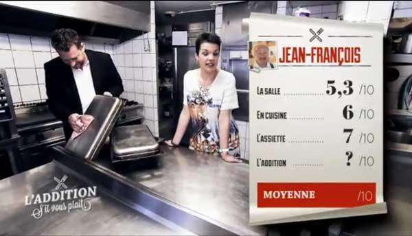 Les notes de Jean François dans #additionSVP : peut-il gagner le concours ?