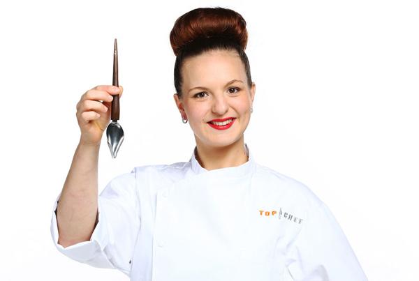 Vos réactions sur Joy Astrid Poinsot de Top Chef 2016 / Photo M6