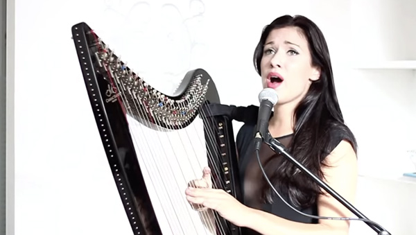 Vos avis et commentaires sur Lena de The Voice 5 : Lena Woods et sa harpe