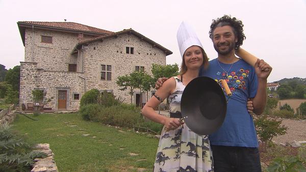 Vos avis et commentaires sur la maison basque de Linda et Jérôme de Bienvenue chez nous / Photo TF1
