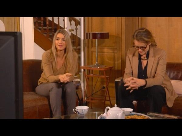 Hélène et Johanna amies / ennemies dans la saison 11 des mystères de l'amour !