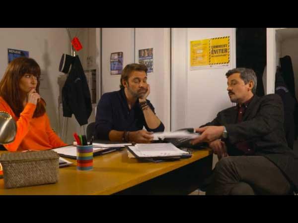 Marie, Nicolas et José parlent du cas Peter par rapport à Hélene