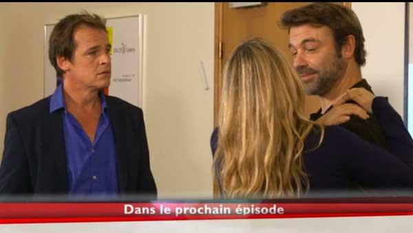 Peter sur le choc de voir Helene et Nicolas en couple et amoureux !