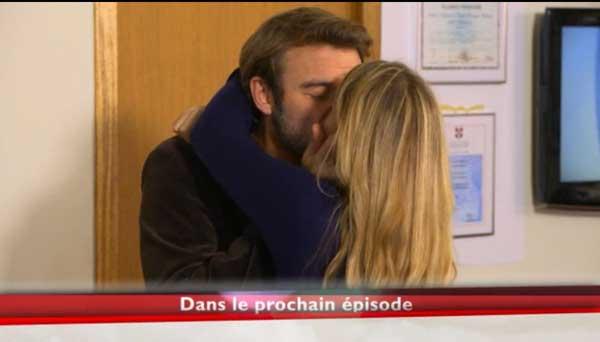 Le baiser de Helene et Nicolas dans LMDLA 11x12 : le duo de Helene et les garçons se reforme pour quelques heures ? ;)
