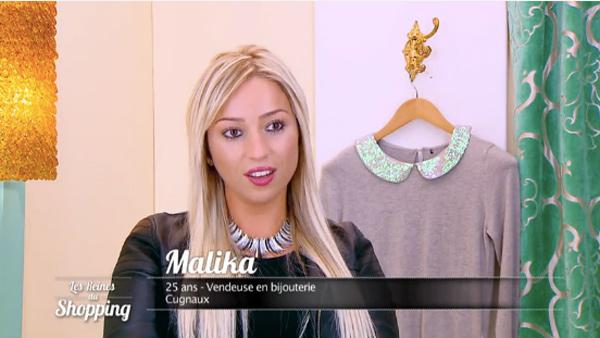 Vos avis et commentaires sur Malika dans les reines du shopping : elle fait le buzz !!