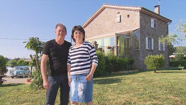 Avis et commentaires sur la maison d'hôtes de Maria et Noël de Bienvenue chez nous //  Photo TF1