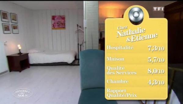 Nathalie et Etienne peuvent-ils gagner malgré la note basse sur la chambre?