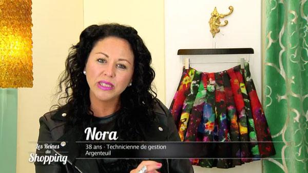 Avis et commentaires sur Nora dans les reines du shopping #LRDS