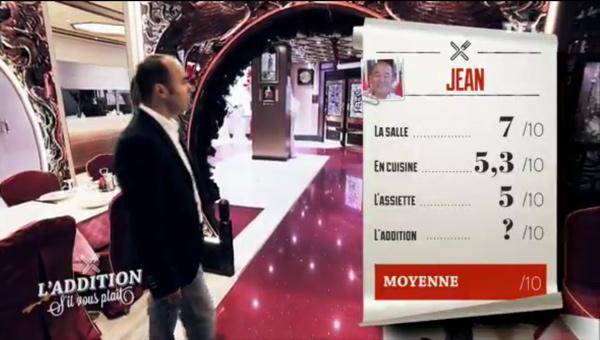 Jean mis à mal dans les notes, peut-il gagner l'addition SVP de TF1 ?