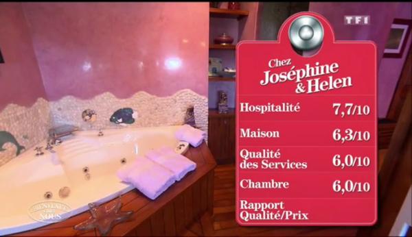 Josephine et Helen peuvent-ils être les gagnants de Bienvenue chez nous avec ces notes ?