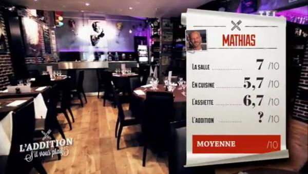 Les notes de Mathias peuvent-ils lui permettre de remporter l''#AdditionAVP