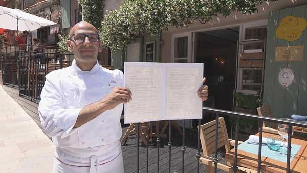 Avis et commentaires sur le restaurant gastronomique de Paolo sur TF1