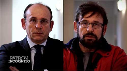 Avis sur Patron incognito le 27/012/016 avec Eric Romdenne /Photo M6