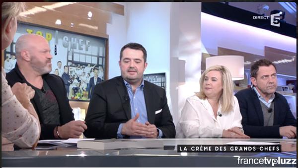 Pourquoi Jean François Piège est absent comme juré de Top Chef 7 cette année ?