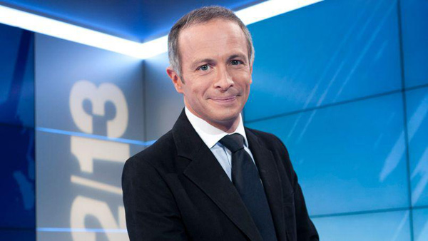 Vos avis sur Samuel Etienne pour Questions pour un champion / Photo France 3
