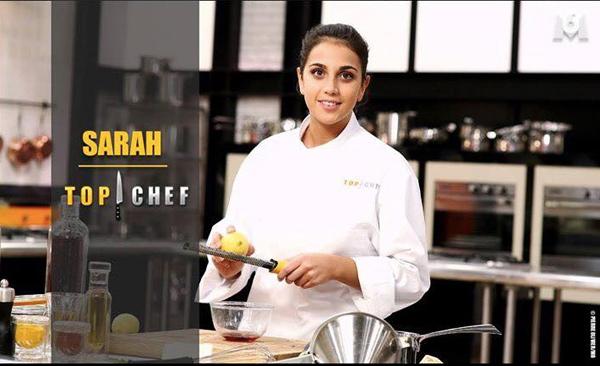 Vos commentaires et réactions sur Sarah Gade dans Top Chef 2016