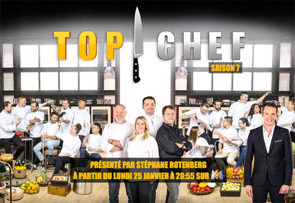 Avis et commentaires sur le retour de Top Chef 2016, la saison 7