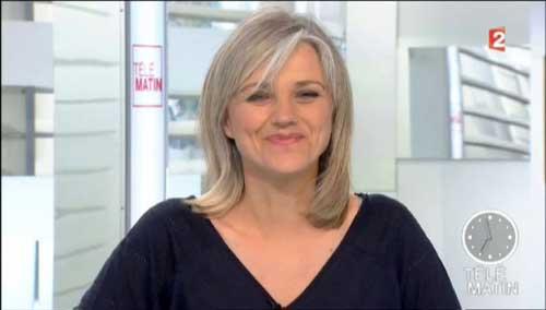 Les avis sur Valérie Maurice à la météo de France 2 / Capture écran forum France 2