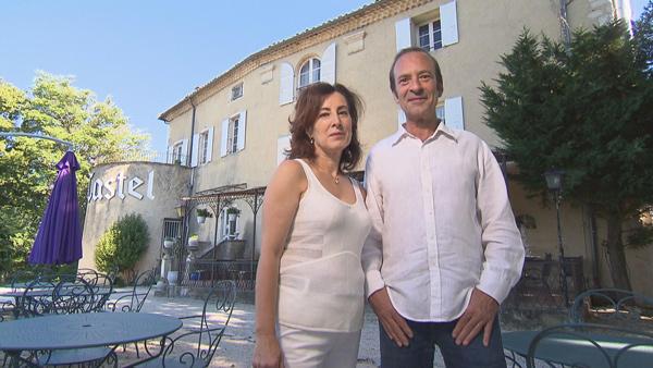 Les avis sur le château et les chambres d'hôtes de Yolanda et Philipe dans #BienvenueChezNous