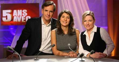 En 2007, déjà M6 avait son émission politique 5 ans avec  / Photo M6
