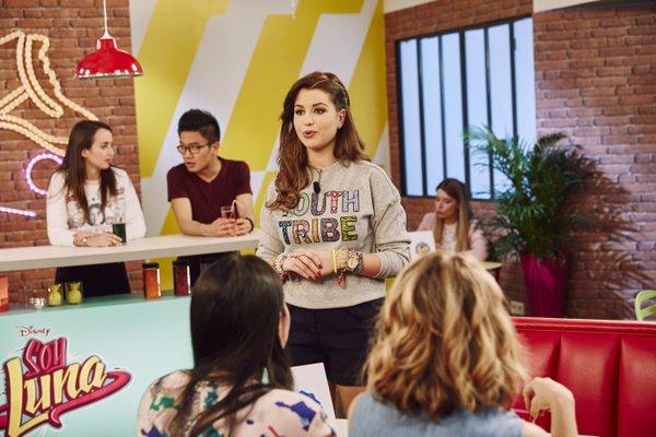 Soy Luna le mag : Enjoyphoenix devient star des ados  à la télé