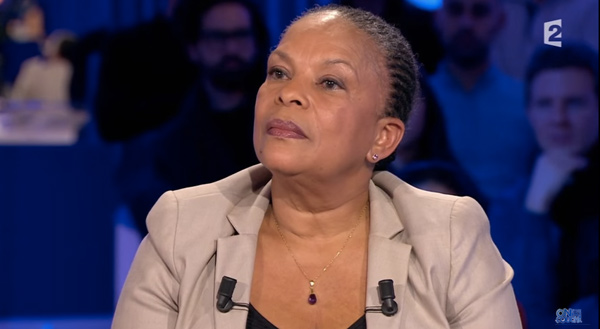 Avis et commentaires sur Christiane Taubira dans on n'est pas couché