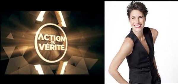 Vous y croyez à Action ou Vérité sur TF1 avec Alessandra Sublet ?