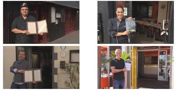 Les restaurateurs de la semaine en Pays Nantais