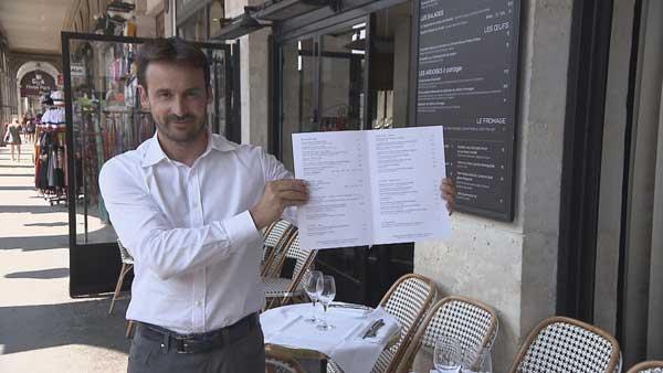 Avis et commentaires sur la brasserie d'Alex dans l'addition SVP / Photo TF1
