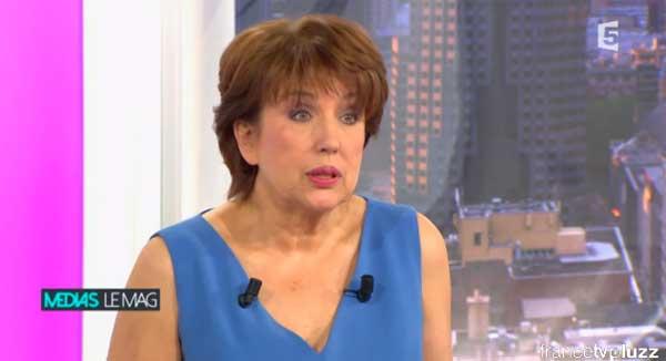 Roselyne Bachelot de D8 à France 2 à la rentrée 2016  : le mercato est-il en train de s'agiter ?